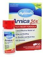 Arnica Pain Relief Formula