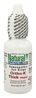Ortho-K Thick (Night) Homeopathic Eye Drops