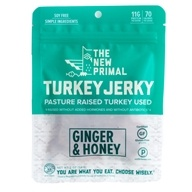The New Primal - Turkey Jerky Original - 2 oz.