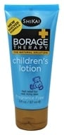 Borage Therapy Children's Lotion