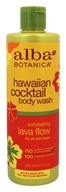 Hawaiian Cocktail Body Wash Exfoliating