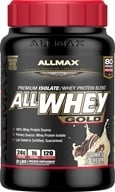AllWhey Gold Premium Isolate/Whey Protein Blend