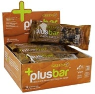 +PlusBar Chia Crisp Bars Box