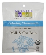 Organic Soothing Milk & Oat Bath Calming