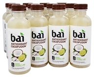Bai - Antioxidant Infused Beverage Cocofusions Andes Coconut Lime - 12 Bottle(s)