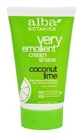 Very Emollient Shave Cream