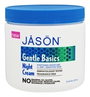 Gentle Basics Night Cream