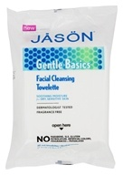 Gentle Basics Facial Cleansing Towelettes