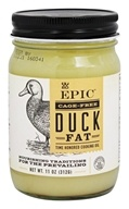 Epic - Cage-Free Duck Fat Animal Cooking Oil - 11 oz.