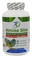 Angry Supplements - Amino Slim Premium Weight Loss Supplement Maximum Strength 7000 mg. - 120 Tablets