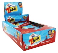 Organic Kid Z-Bars Box