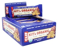 Kit's Organic Fruit & Nut Bars Box