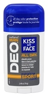 Natural Man All Day Deodorant  Energizing Sport Scent