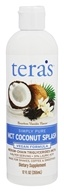 Tera's Whey - Simply Pure MCT Coconut Splash Bourbon Vanilla - 12 oz.