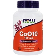 CoQ10 Cardiovascular Health