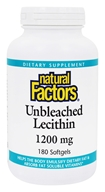Lecithin Unbleached