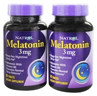 Melatonin Twin Pack (60+60)