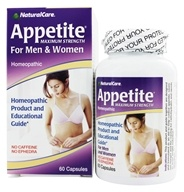 Appetite Suppressant Homeopathic For Men and Women