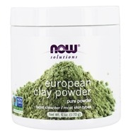 European Clay Powder