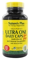 Ultra One Daily Caps Iron-Free