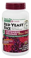 Herbal Actives Red Yeast Rice Mini-Tabs Extended Release