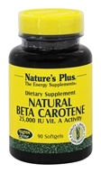 Natural Beta Carotene