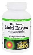 Dr. Murray's Multi Enzyme High Potency Vegetarian Formula