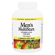Dr. Murray's MultiStart Men's Multivitamin & Mineral Formula