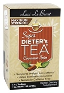 Super Dieter's Tea Maximum Strength Caffeine Free