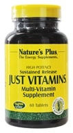 Just Vitamins Sustained Release