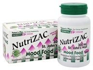 Herbal Actives NutriZAC St. John's Wort Mood Food