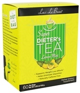 Super Dieter's Tea Lemon Mint Caffeine Free