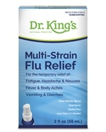 Multi-Strain Flu Relief Homeopathic Spray