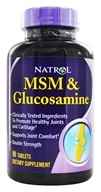 MSM With Glucosamine Double Strength