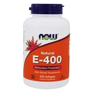 E-400 Mixed Tocopherols