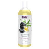 NOW Foods - Comforting Massage Oil - 16 oz.