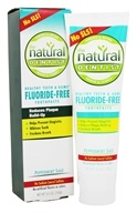 Healthy Teeth & Gums Flouride-Free Antigingivitis Toothpaste