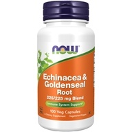 Echinacea and Goldenseal Root