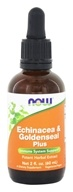 Echinacea & Goldenseal Plus Potent Herbal Extract