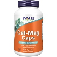 Calcium-Magnesium with Trace Minerals and Vitamin D