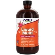 Liquid Multi Vegetarian
