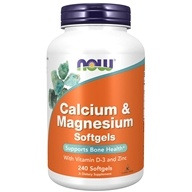 Calcium-Magnesium with Vitamin D and Zinc