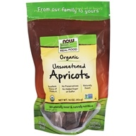 Certified Organic Dried Apricots