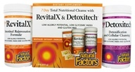 7-Day Total Nutritional Cleanse With RevitalX & Detoxitech