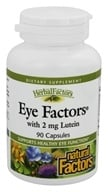 Eye Factors with Lutein