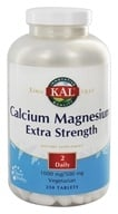 Calcium Magnesium Extra Strength 1000mg/500mg