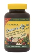 Source Of Life Multi-Vitamin & Mineral Supplement with Whole Food Concentrates