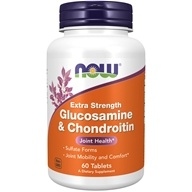Glucosamine and Chondroitin Sulfate Extra Strength Joint Health