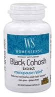 WomenSense Black Cohosh Extract Menopausal Symptom Support