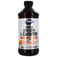 L-Carnitine Liquid Triple Strength Citrus Flavor